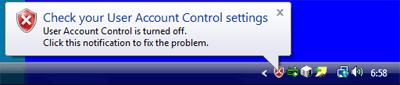 Windows Vista - Tweak VI