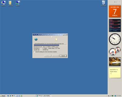 Windows Vista W2K