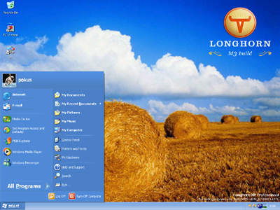 Windows Vista - Longhorn