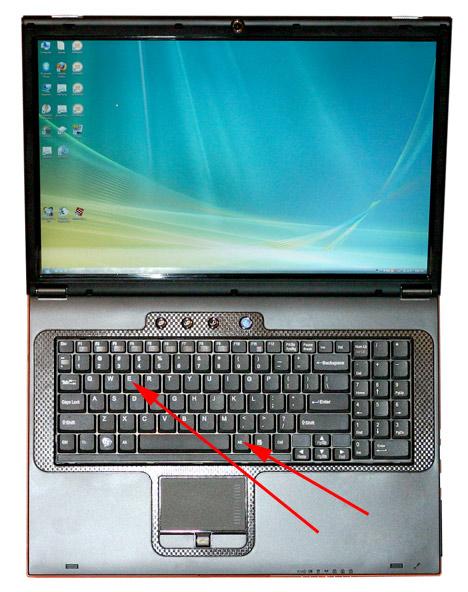 Ako písať znak Euro na klávesnici notebooku